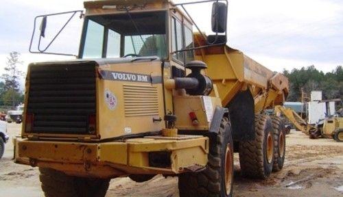 volvo bm a25c articulated dump truck service repair manual kansas rh pinterest co uk volvo a25 service manual volvo a25c service manual pdf