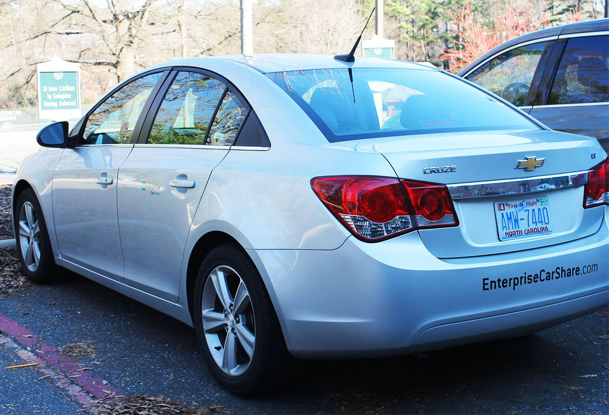 Students, faculty, and staff can reduce their vehicle use