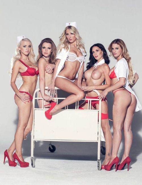 Nurses Playboy Girls Nude Pesquisa Google