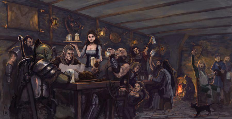 30++ Fantasy pub information
