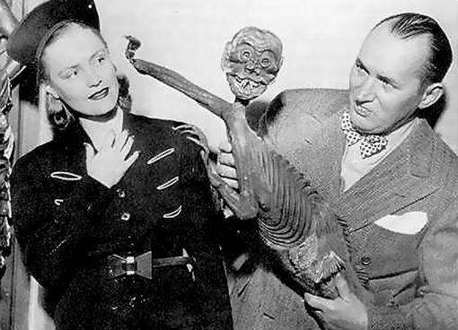 Original Fiji Mermaid As Exhibited By P T Barnum Human