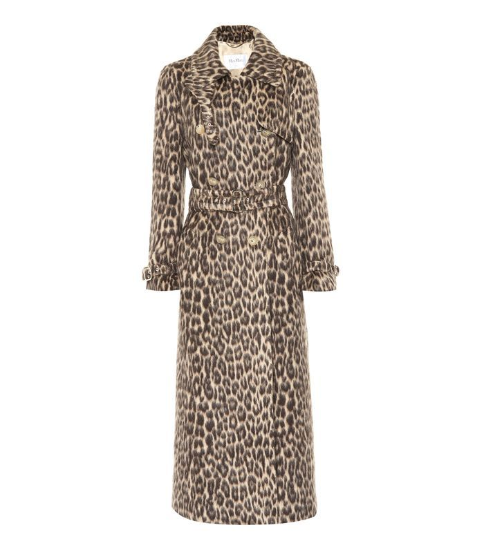12a024a02b85 16 of the Chicest Leopard-Print Coats to Buy Now in 2019 | Design ...