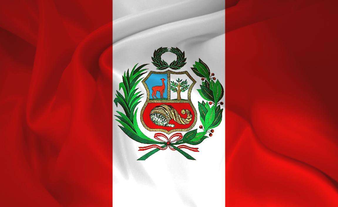 Bandera del Perú | Banderas | Pinterest | Bandera del peru, Imagenes ...