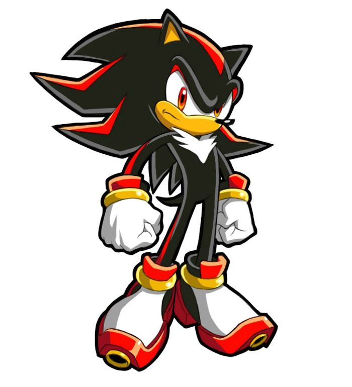 Shadow the Hedgehog - Characters & Art - Sonic Chronicles ...