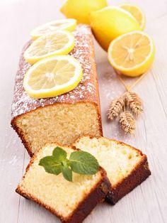 Cake moelleux au citron (presque comme celui du Café Pompom) - délicieux, avec réduction des quantités