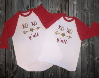 xoxo yall shirt valentines day shirt womens valentine shirt girls valentines shirt - Valentines Day Shirts Ladies