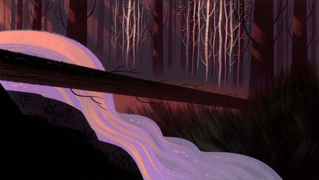 Flooby Nooby: Samurai Jack Background Art