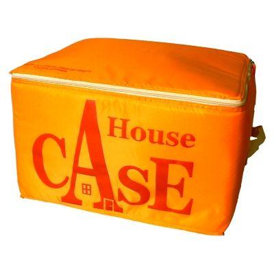 House Case Nylon Orange | House Case Bensimon | Pinterest