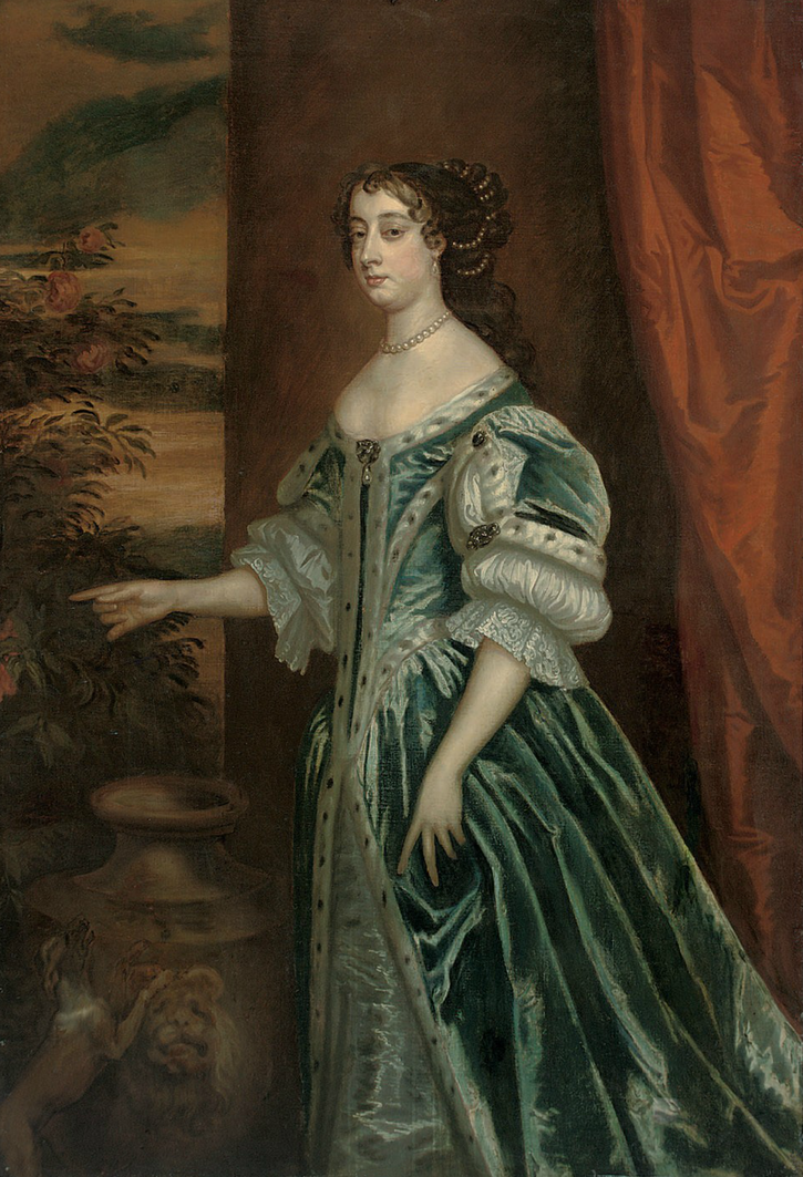 Barbara Villiers, Countess of Castlemaine, circle of Sir Peter Lely, auctioned by Christie's