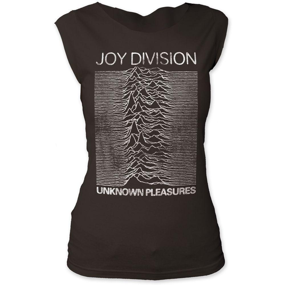 6bb28c488 Joy Division Vintage Unknown Pleasures T-shirt - Album Cover Art ...