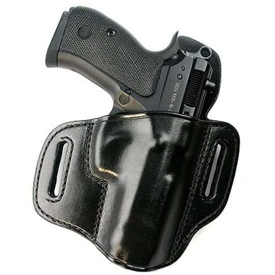 Don Hume 721OT Glock 26, 27 Open Top Belt Holster Right Hand