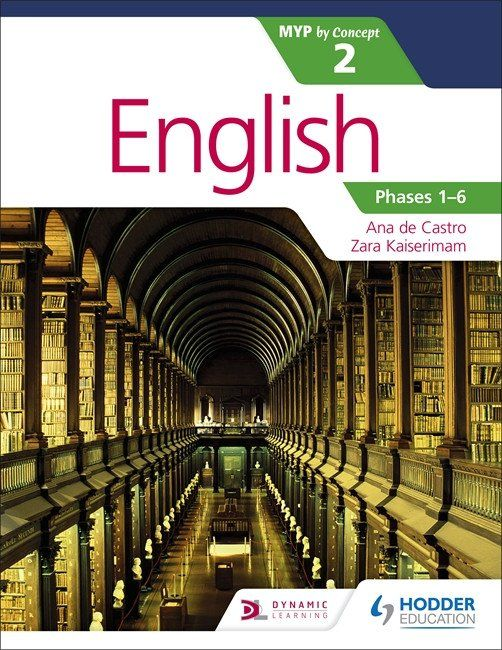English for the IB MYP 2 by Concept | MYP Language Acquisition