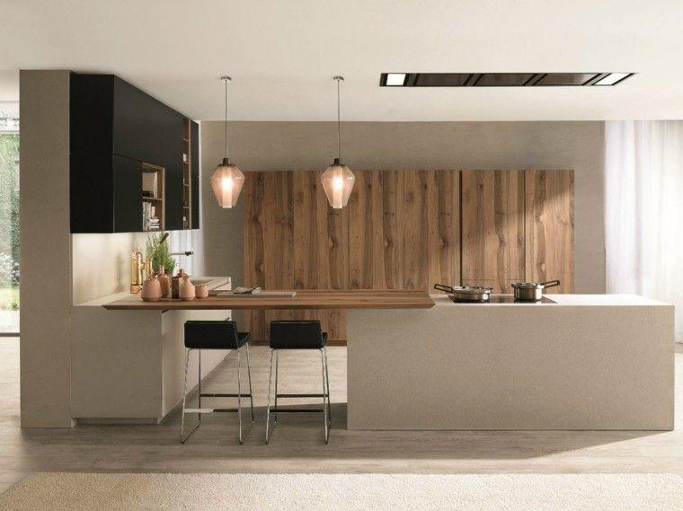 Encimeras de cocina madera maciza para la cocina Kitchen design