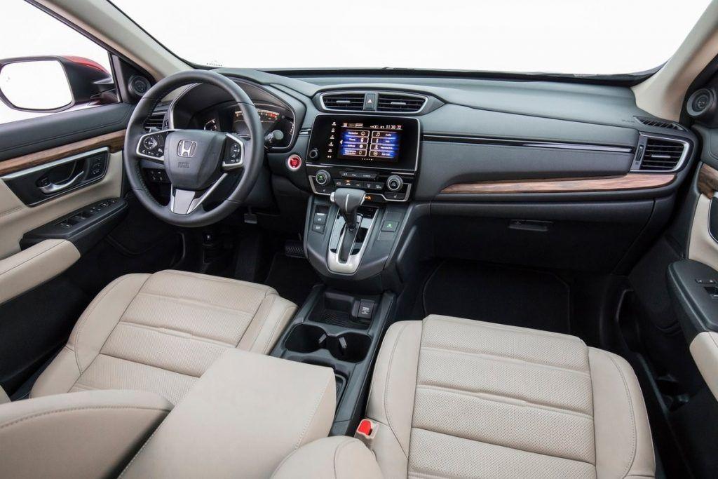 The Crv 2019 New Interior Car Review 2019 Honda Crv Honda Crv Interior Honda Cr