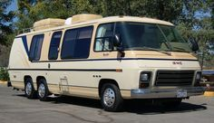 For Sale 1976 Cinnabar Reconditioned Gmc Motorhome Gmc