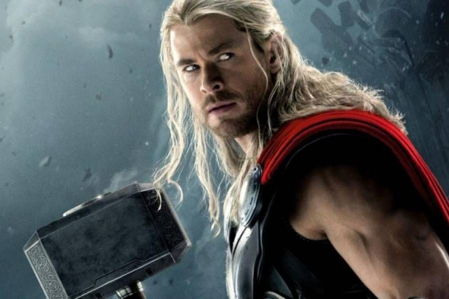 Thor Poster Chris Hemsworth Movie FREE P+P CHOOSE YOUR SIZE! Quality Large