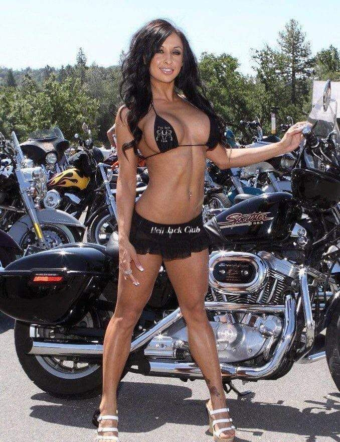 hot girls at sturgis