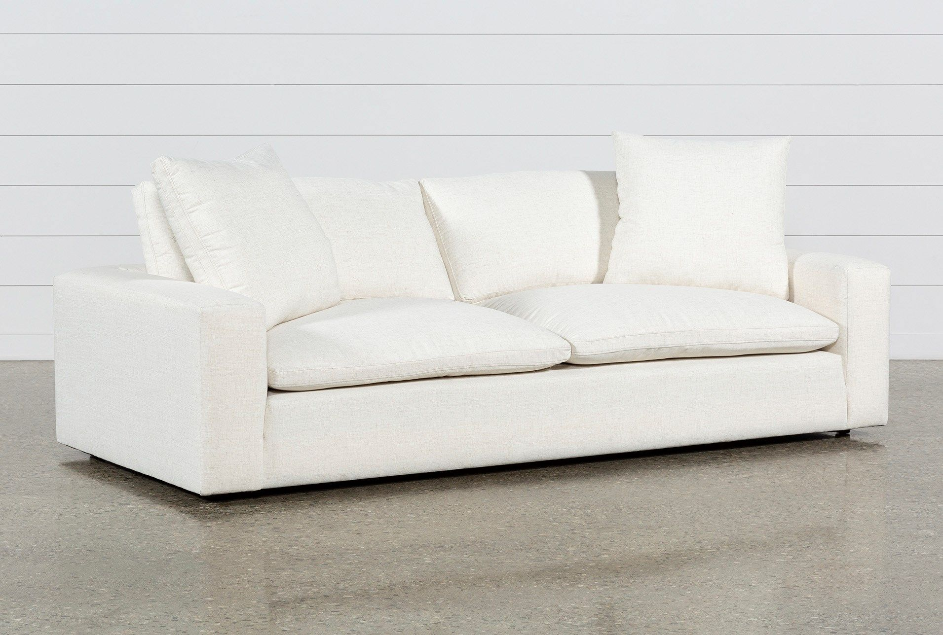 Utopia Sofa In 2020 White Sofa Bed Fabric Sofa White Sofas