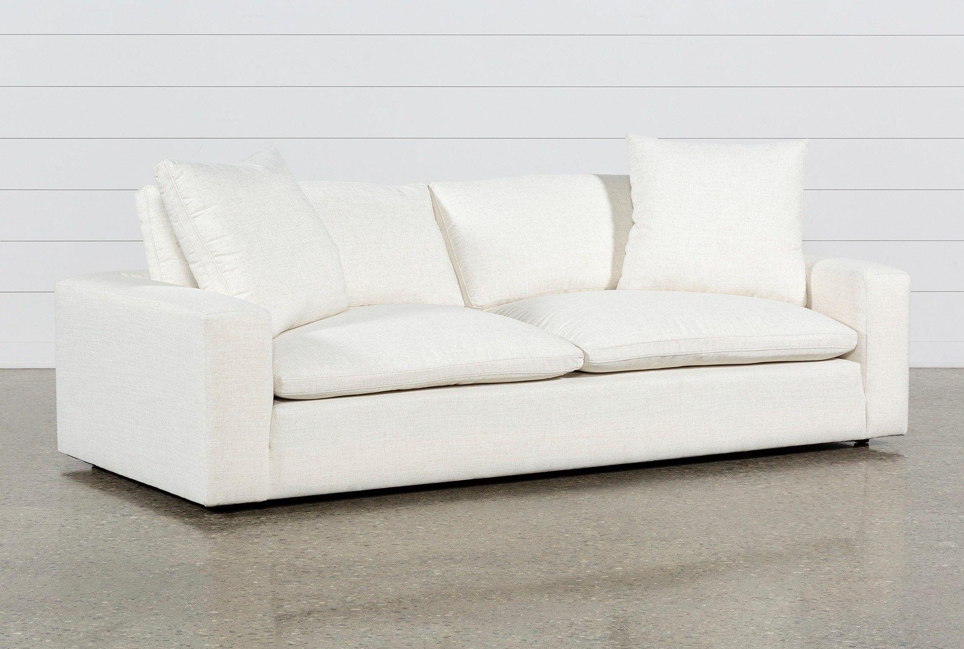 Utopia Sofa White Sofa Bed Deep Couch Sofa