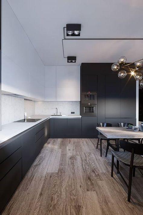 Pin De Inna En Dizajn Intererov Cocinas Modernas Cocinas