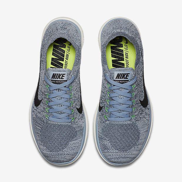 Nike Free 4.0 Flyknit Women's Running Shoe