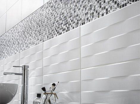 Cristalgrip, c'est la révolution du rayon carrelage mural ! Disponible en rouleaux, Cristalgr ...