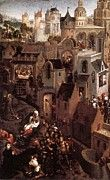 "New artwork for sale! - "" Memling Hans Scenes From The Passion Of Christ    by Hans Memling "" - http://ift.tt/2piGWRI"