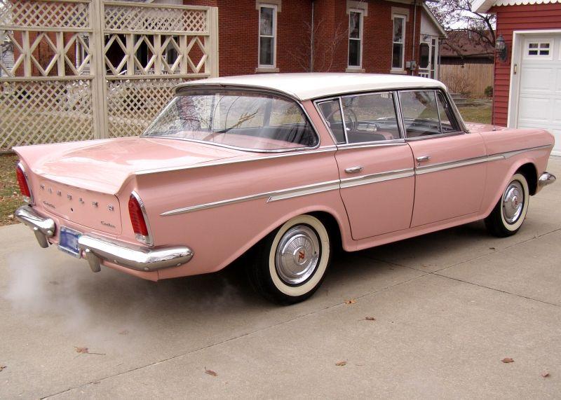 1960 Rambler Country Club For Sale American Motors Rambler Classic Cars