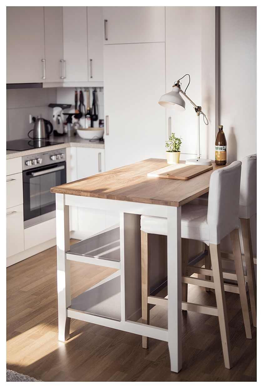 IKEA Stenstorp. Kinda want this kitchen Island. | For the ...