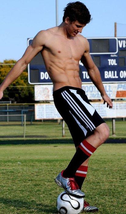 Homosexuals boyz sportifs soccer