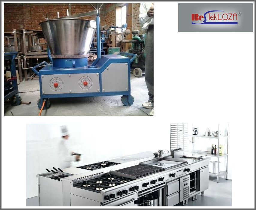 A comprehensive range of stainless steel equipments is introduced by ...