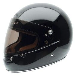 c82d082c Casco NZI STREET TRACK BLACK | Helmets | Retro helmet, Ducati sport ...