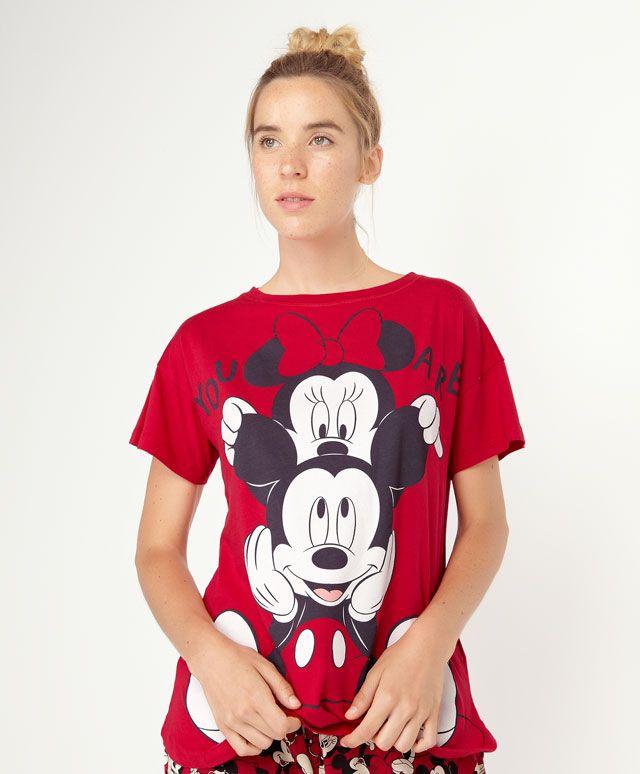 Minnie Mouse Disney Topolina Vestaglia da Notte per ragazze
