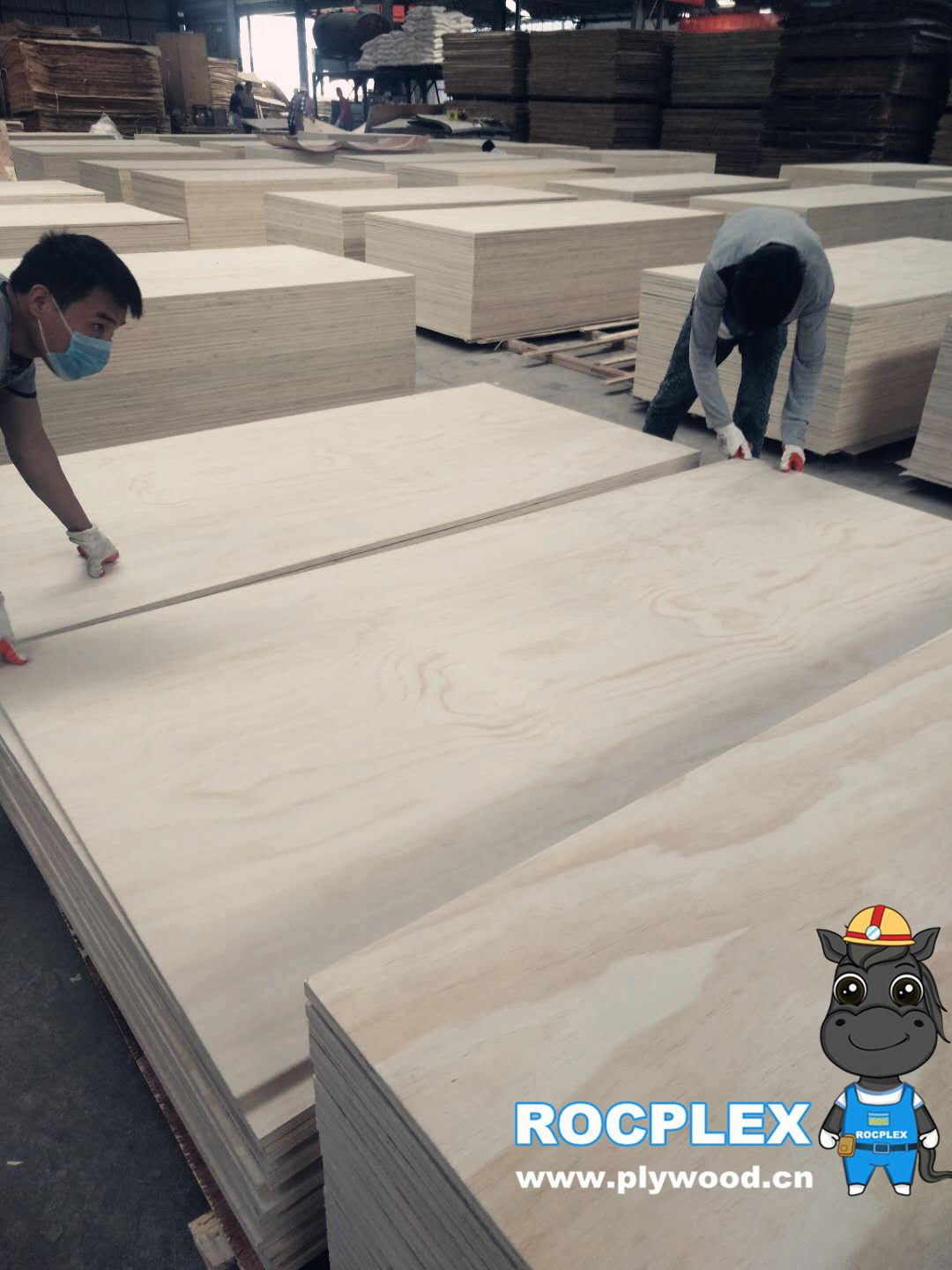 Rocplex Pin Plywood With High Quality And Best Price W Plywood Suppliers Lvl Beam Shuttering Plywood