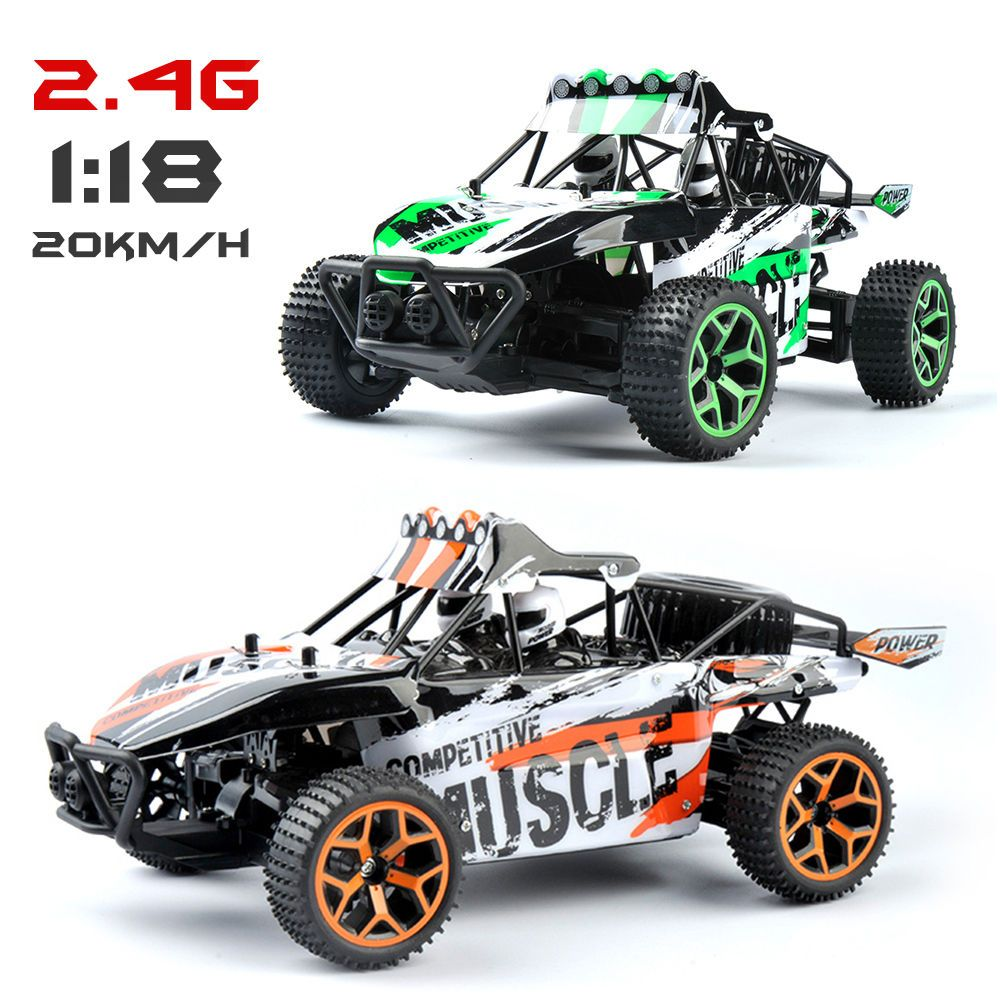 Radio Remote Control Rc Off Road Buggy Truck Racing