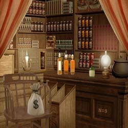 Western Saloon Escape Room Game Escape Game Best Escape Games