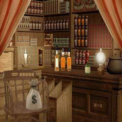 Western Saloon Escape Room Game Escape Game Best Escape Games