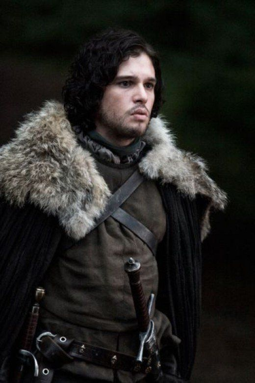 Any Jon Snow costume should include a cloak with a fur collar. See below for tips on how to create your own costume!