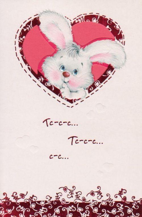 Картинка для любимого зайчик