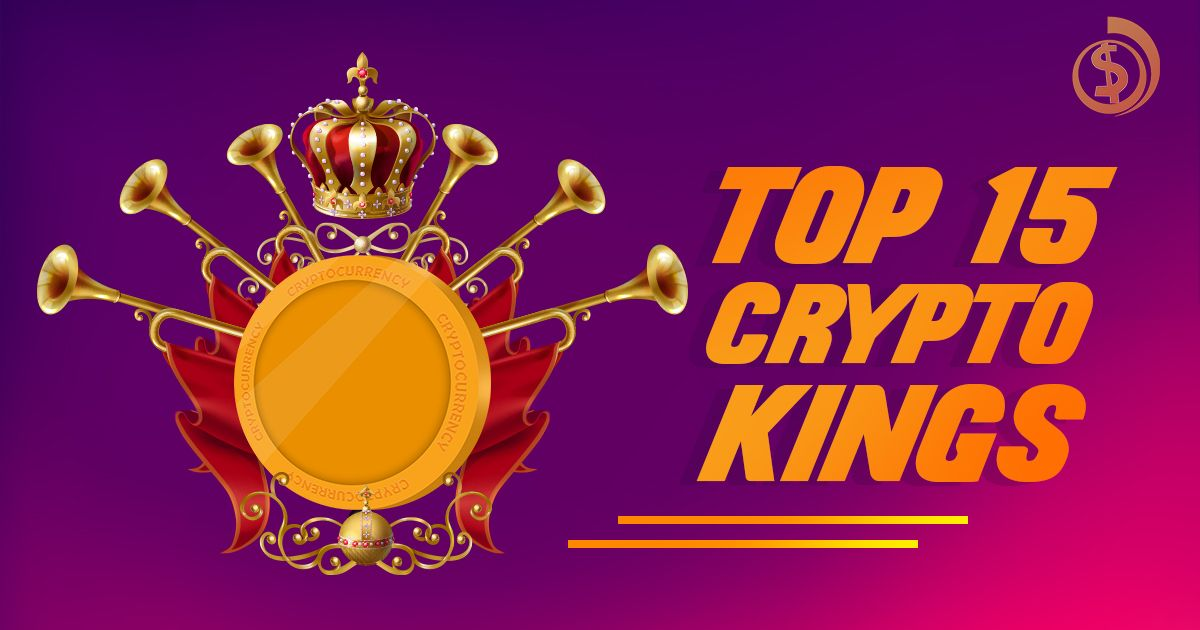 World's Top 15 Crypto Kings To read more latest blogs