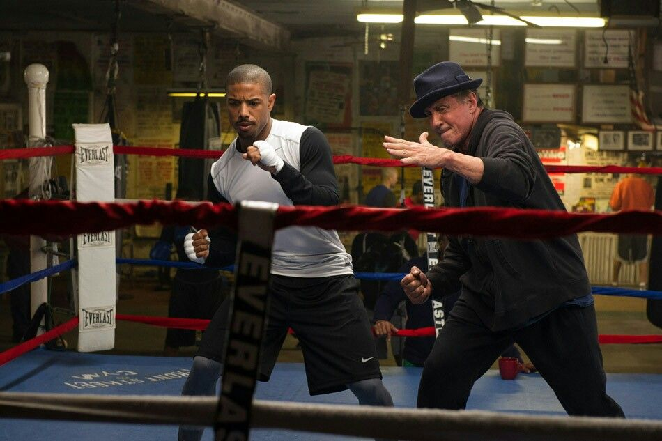'Live At The Apollo'...we review #Creed the latest in #TheRockyLegacy starring Michael B. Jordan & Sylvester Stallone http://whatfilmsareoutthisweekend.blogspot.co.uk/2016/01/review-creed.html?m=1