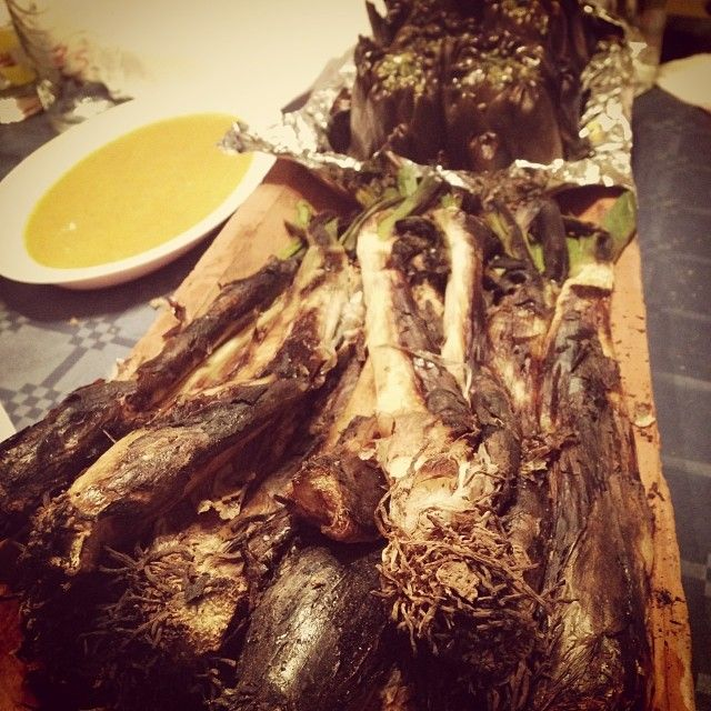 Time to eat calçots <3
