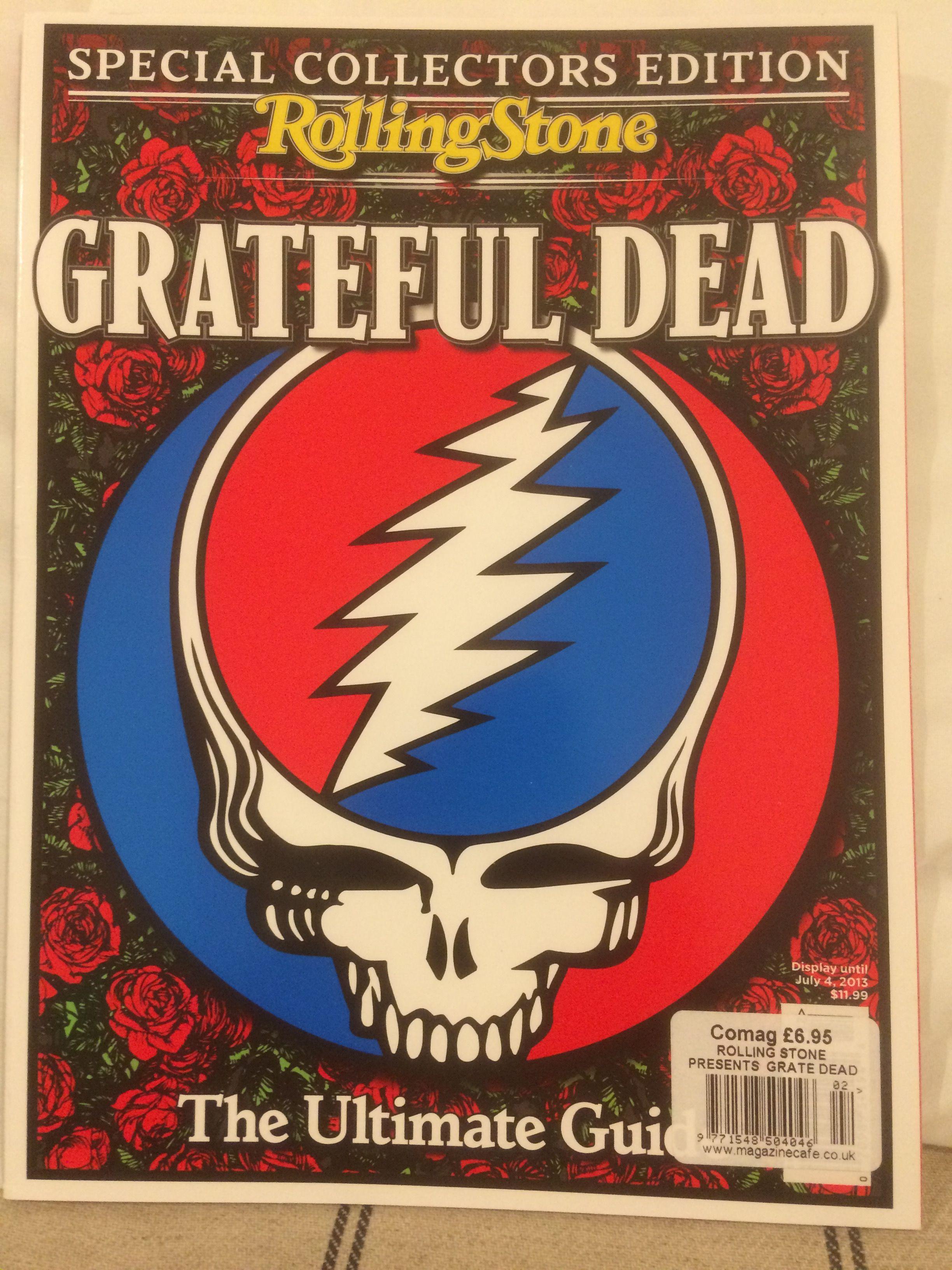 Pin By Robert M Wenzel On Grateful Dead Grateful Dead Rolling