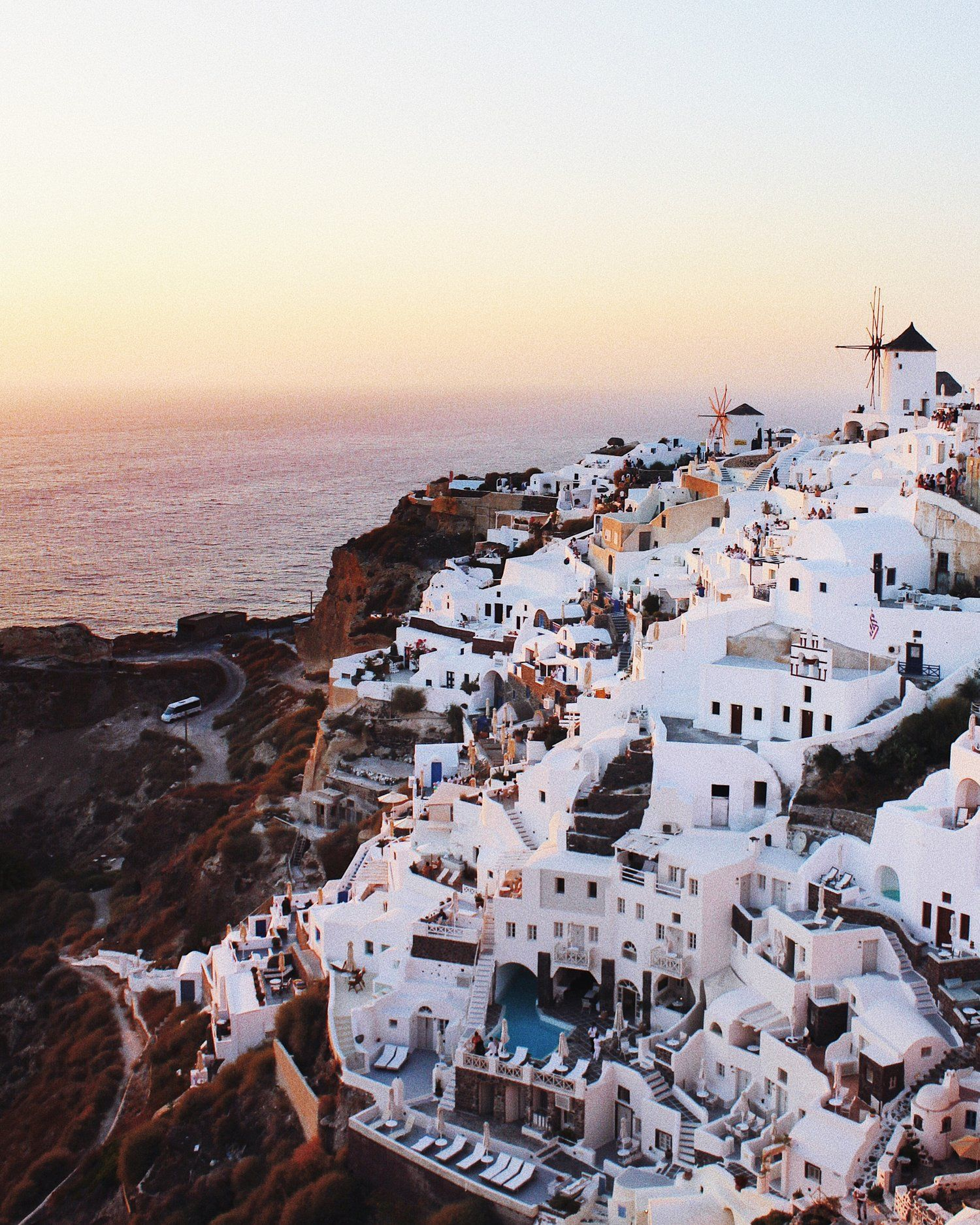 Travel Guide: Santorini   Travel, Travel around the world ...