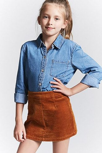 Girls Button Up Shirt Kids Products Cheap Kids Clothes