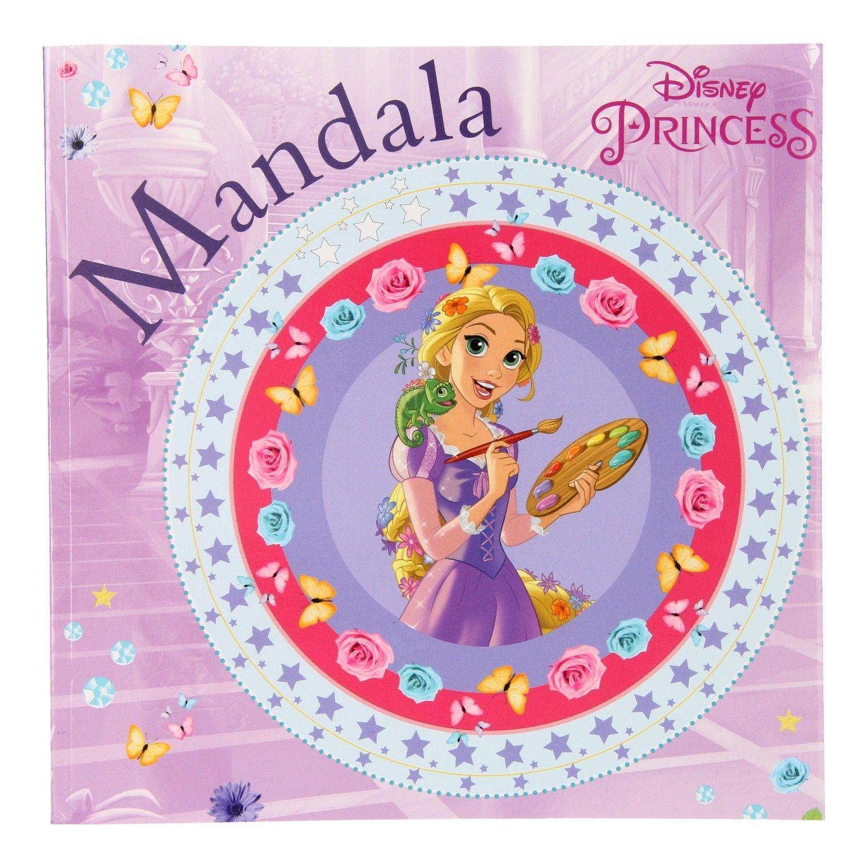 Maak De Mooiste Mandala S Van Disney Prinsessen Met Dit Mandala Kleurboek Het Kleurboek Bevat 24 Prachtig Gedetailleerde Ro Disney Prinsessen Kleurboek Disney