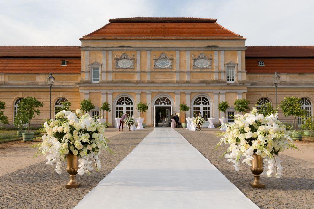Reinweiss Hochzeiten Planmy Wedding In 2020 Hochzeit Schloss Charlottenburg Hochzeitsplanung