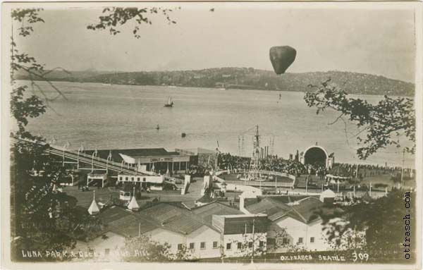 309 - Luna Park and Queen Anne Hill