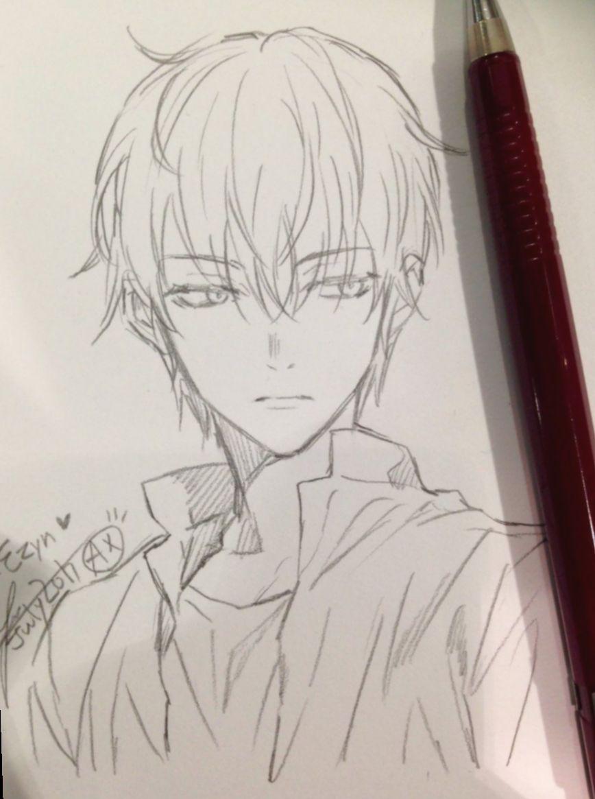 Anime Face Tutorial 3 4 Bakugou Bnha Bokunoheroacademia In 2020 Anime Drawings Tutorials Anime Sketch Anime Drawings Sketches