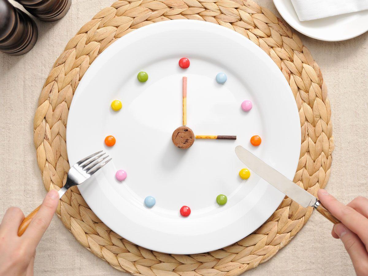 Leichter schlank: 16 Stunden fasten